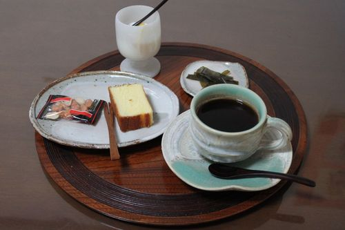 喫茶アイエリーのモーニング(終日サービスです)