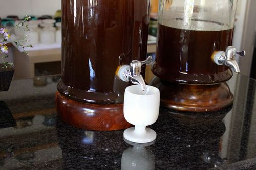 蜂蜜サーバー